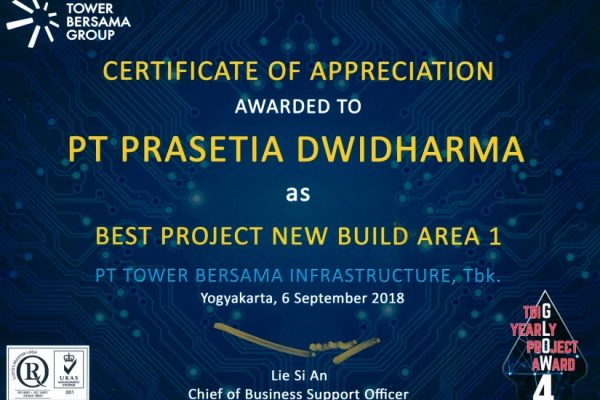TBG 2018_Best Project New Area 1